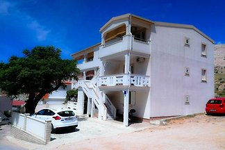 House Toni in Metajna/Pag (Croatia)