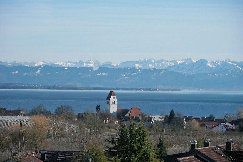 See- und Alpenblick