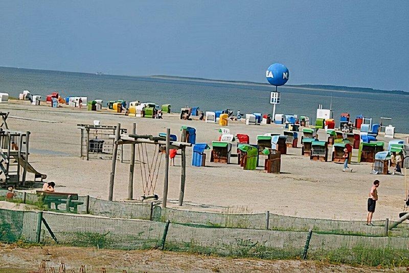 Nordsee-Ferienanlage / Wg. Langeoog in Dornumersiel - Bild 2