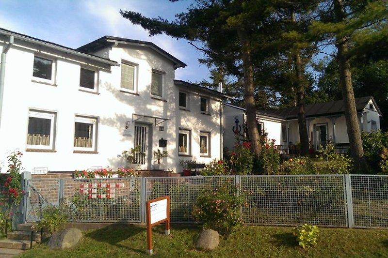Haus Ostseeblick in Lohme auf der Insel Rügen