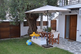 Holiday home relaxing holiday Psakoudia