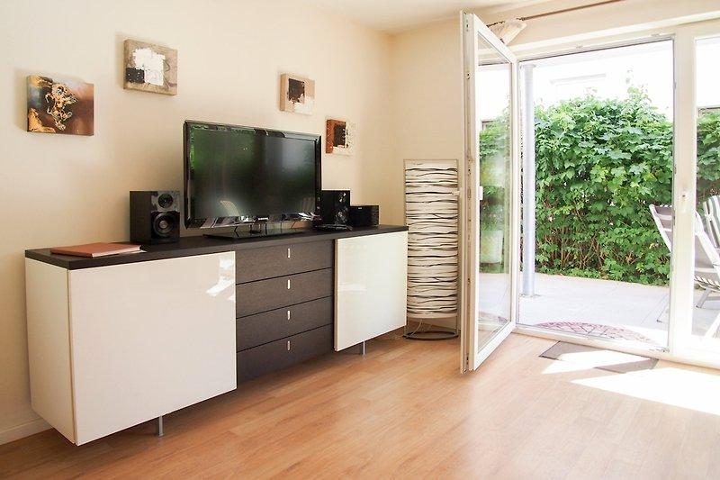 meeresrauschen ferienwohnung in timmendorfer strand mieten. Black Bedroom Furniture Sets. Home Design Ideas