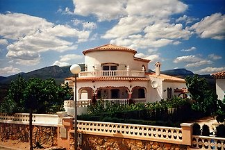 Casa Lobo mit Pool Garten