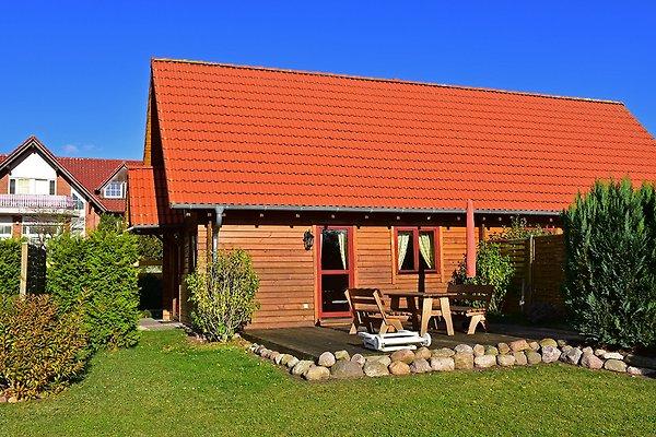 Holzblockhaus 02  in Waren (Müritz) - Bild 1