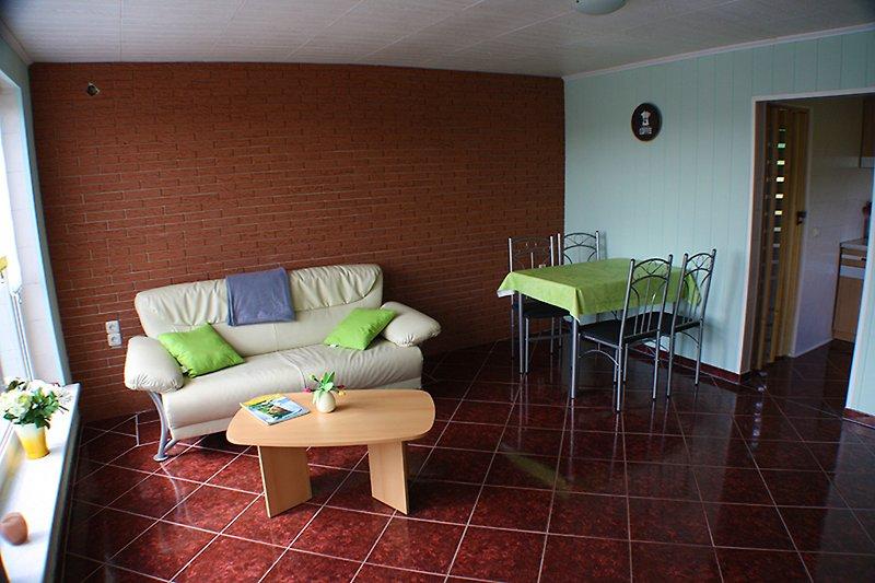 Wohnzimmer Ferienhaus 119
