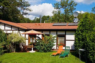 Bungalow in Seedorf am Strand