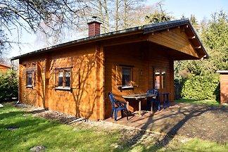 Holzblockhaus 66 in Seedorf