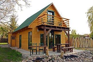 Ferienhaus am Malchiner See
