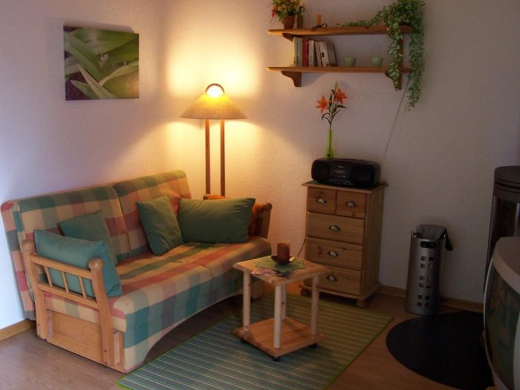bungalow mit boot und seeblick vakantiehuis in dahmen huren. Black Bedroom Furniture Sets. Home Design Ideas