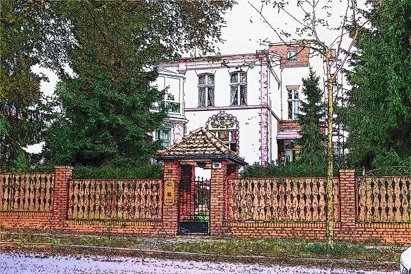 Pension Villa Casa Chabeli en Lichterfelde - imágen 1