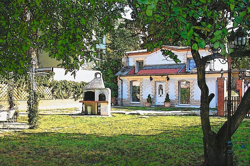 Ferienhaus Casa Chabeli-Berlin en Lichterfelde - imágen 2