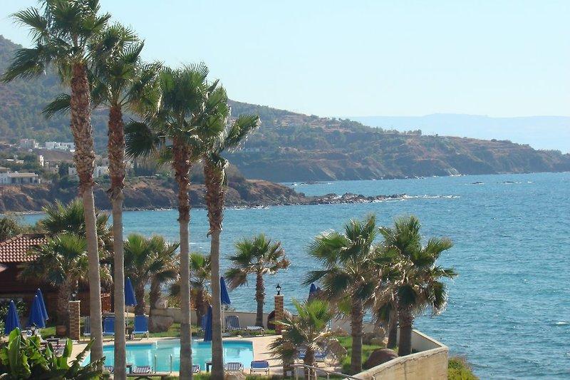 Sun Camero Apartments mit Pool