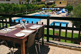 Holiday flat family holiday Pissouri Bay