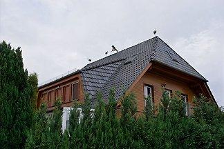 Modernes Haus m. Garten