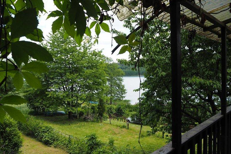 Masuria nella casa sul lago Sosna in Gietrzwald - immagine 2
