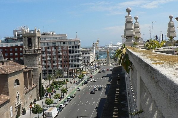 Penthouse Valencia in Valencia (citta) - immagine 1