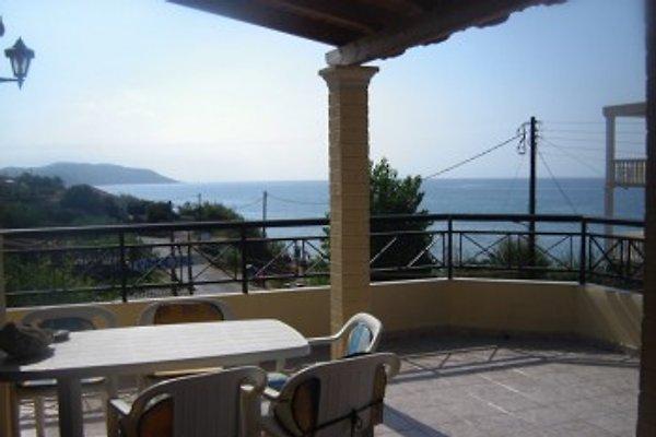 2-bedroom sea-view apartment en Ag. Georgios Argyrades - imágen 1