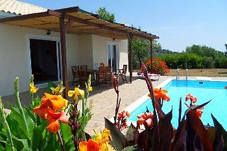 Villa with private pool in Kefalonia island