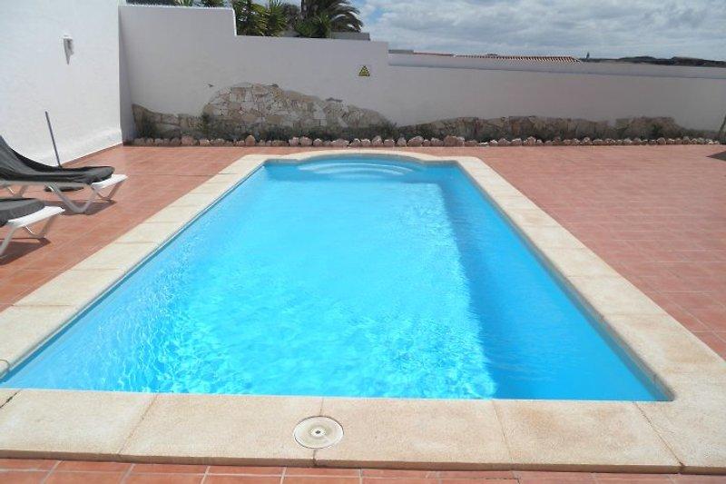 Schwimmbad Bereich