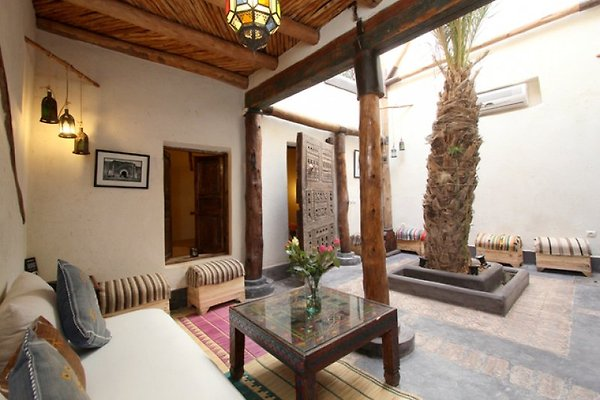 Riad Petit Palais de Marrakech in Medina - Bild 1