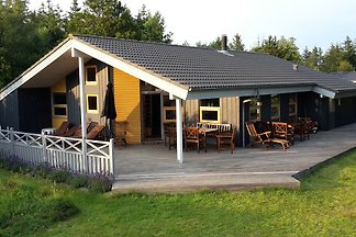 Luxury summer home on the Danish North-East coast