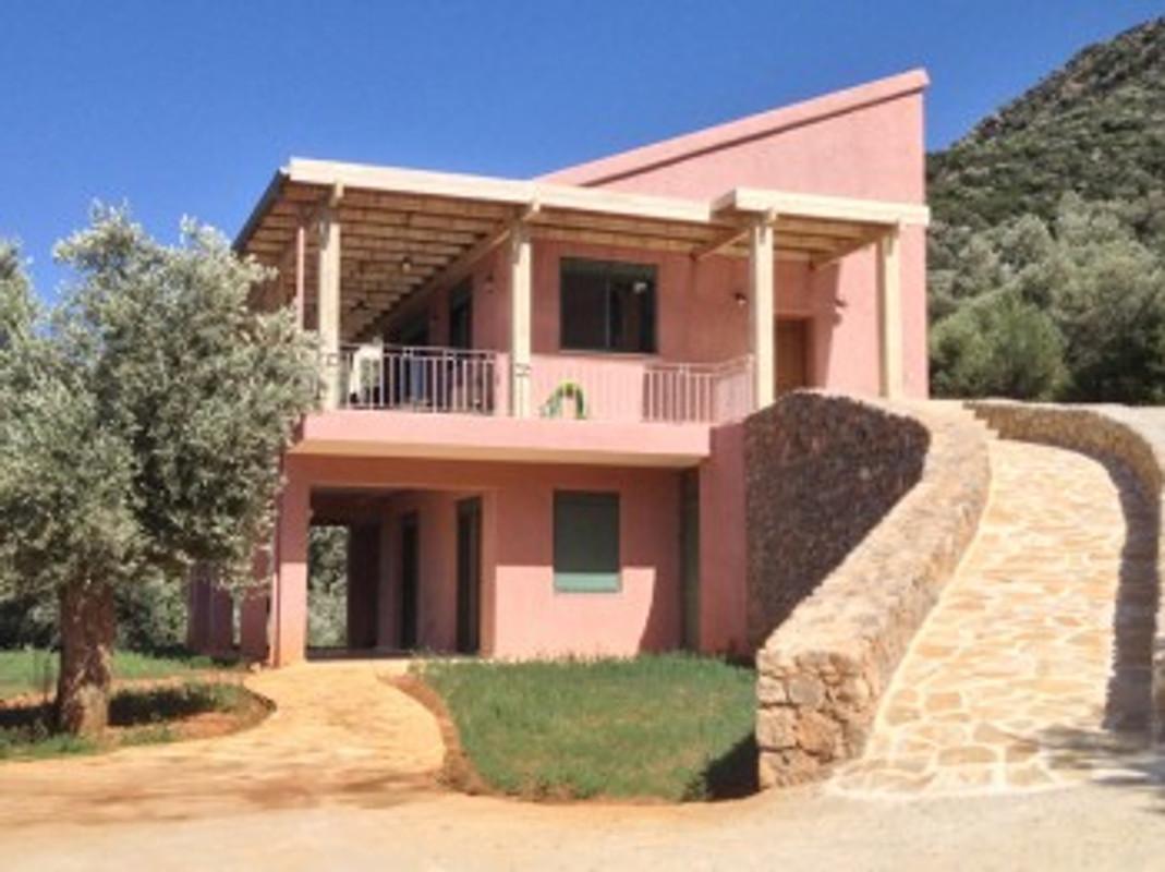 Anidri villa sonne rund ums jahr ferienhaus in anidri for Best village house designs