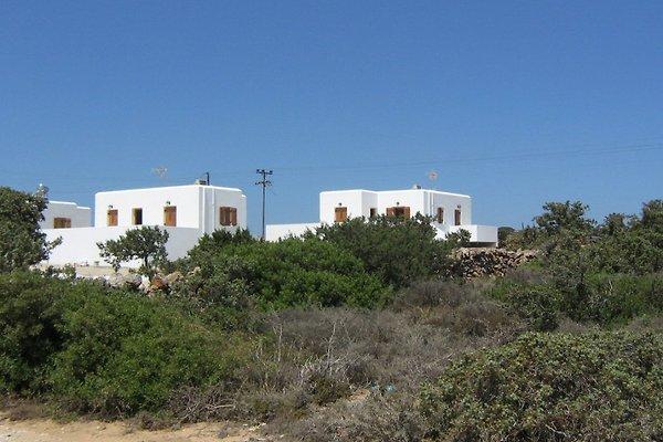 2 Maisons THANASSIS à Paros - Image 1