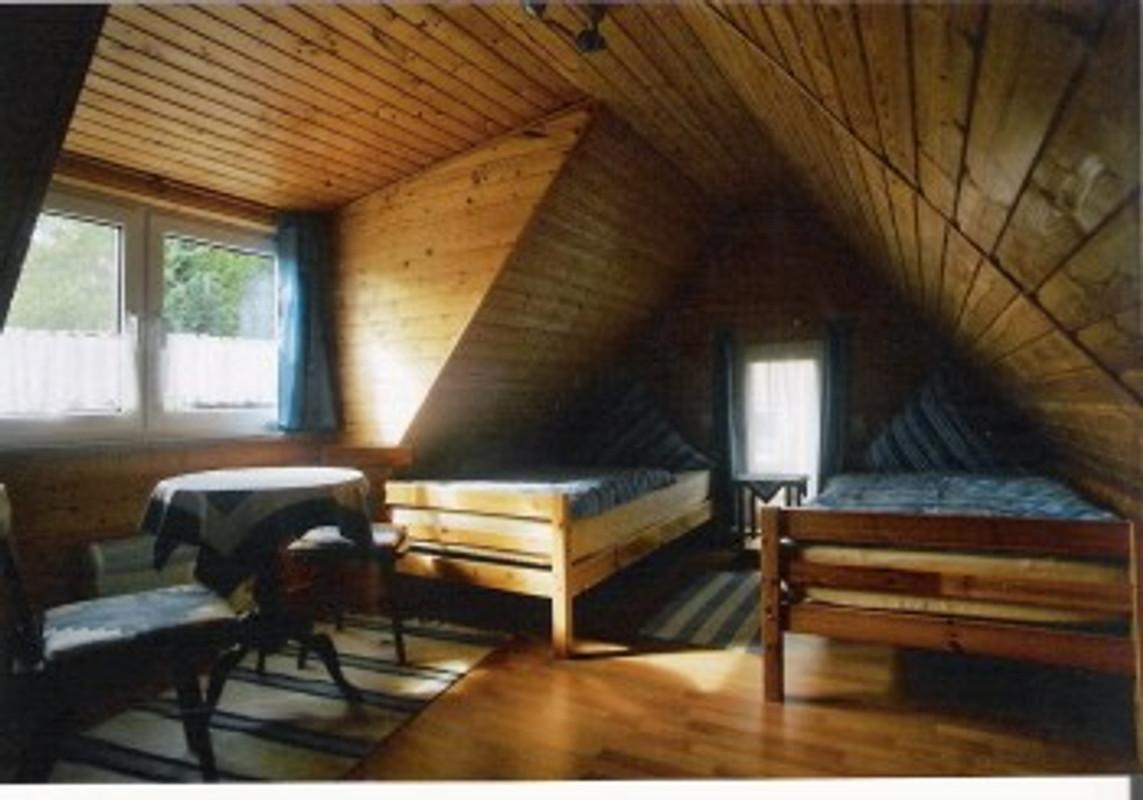 Meisennest ferienhaus in robel muritz mieten for Pentryküche