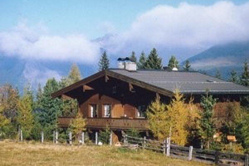 Hütte gegen Norden