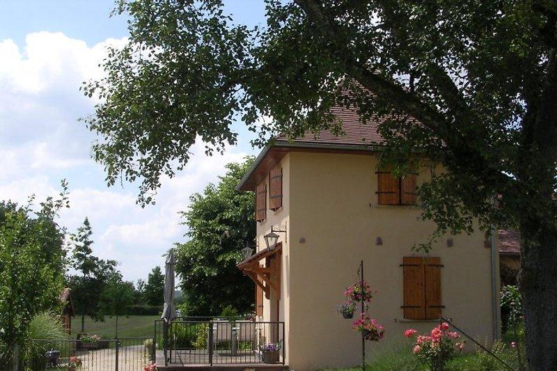Gite La Grenouille*** mit Terrasse und Garten privé