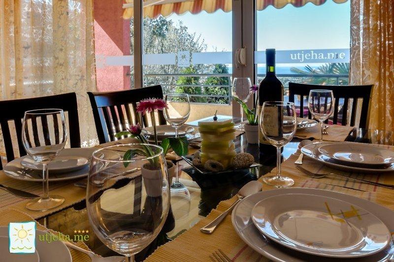 Montenegro Ferienwohnung - Küche