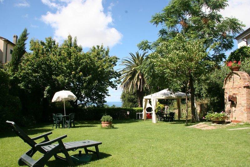 Der private Garten