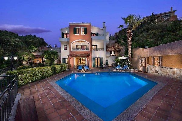 Maison de vacances à Stalos - Image 1