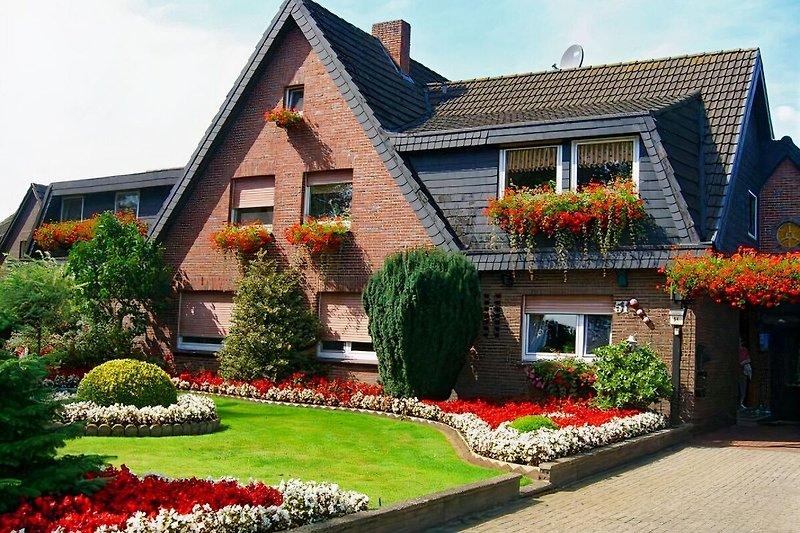 Ferienwohnung Almuth oben links