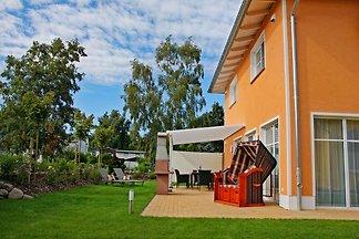 Küstenhaus Koserow (4 Schlafzimmer)