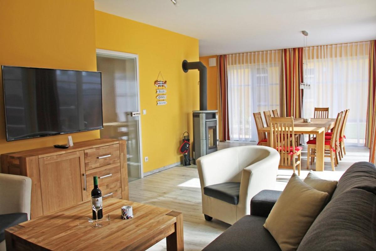 Küstenhaus Koserow (4 Schlafzimmer) - Ferienhaus in Koserow mieten