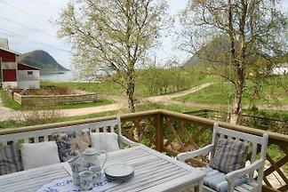 Ferienhaus in Nordnorwegen