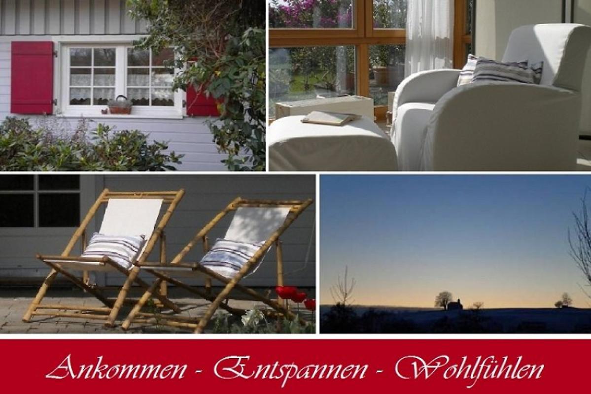 Cottage No.8 ♥ Landhaus im Grünen in Amtzell - Frau Christina ...