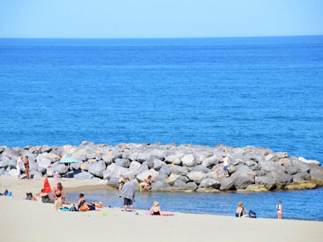 Casa vacanza direttamente sulla spiaggia casa vacanze in for Piani casa sulla spiaggia