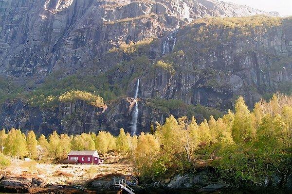 Holyday anglers inn in Kvammen - immagine 1