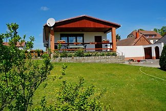 Holiday home Zwenzower lake view