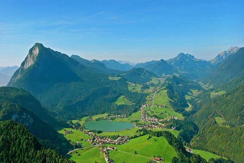 Thierseetal bei Kufstein in Tirol