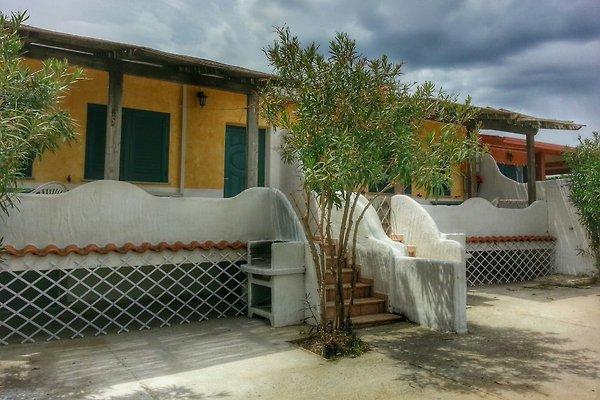 villa degli ulivi porto pino à Sant Anna Arresi - Image 1