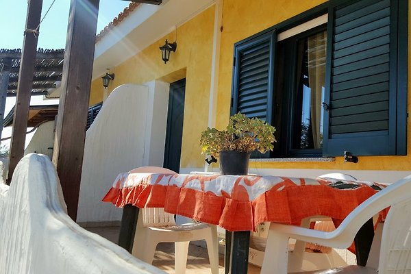 ferien haus portopino in Sant Anna Arresi - Bild 1