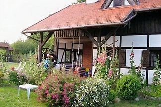 Haus mit Garten am Sandstrand, wlan
