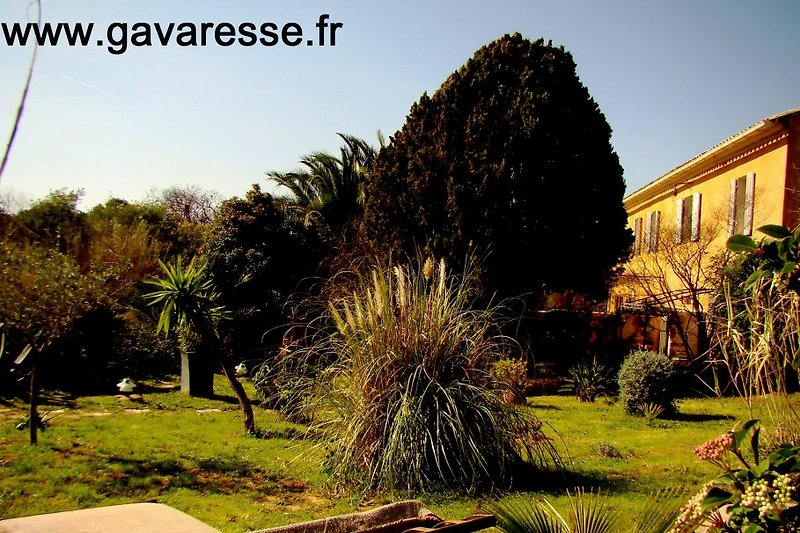 Le mas de la Gavaresse