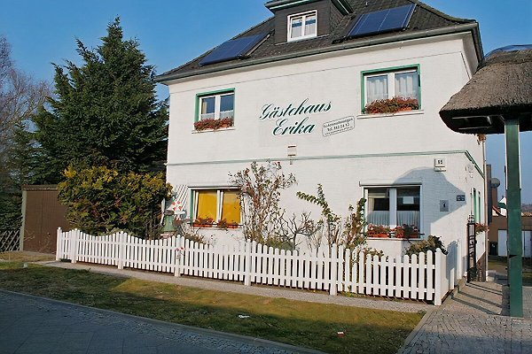 Gästehaus Erika Berlin Staaken