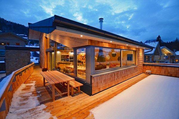 luxus chalet saphire im skigebiet ferienhaus in annaberg mieten. Black Bedroom Furniture Sets. Home Design Ideas