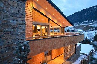Luxus Chalet Saphire im Skigebiet