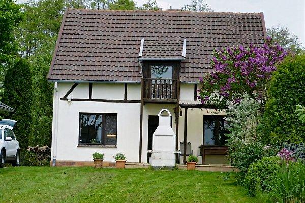 Haus am See in Neu Poserin - immagine 1
